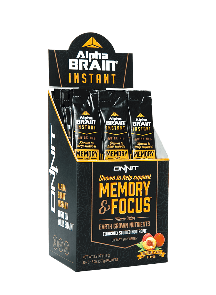 alpha brain instant drink