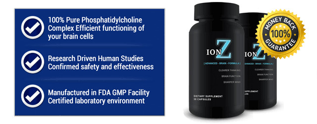 ION Z Ingredients