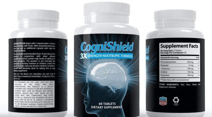 CogniShield Ingredients