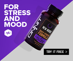 stress relief with supplements