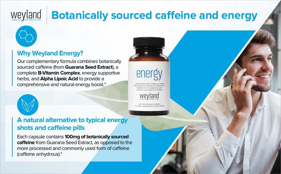 Weyland Brain Nutrition Energy