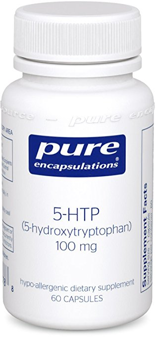 Pure Encapsulations 5-HTP Serotonin