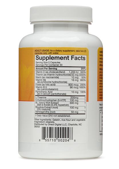 Natural Happy Pills