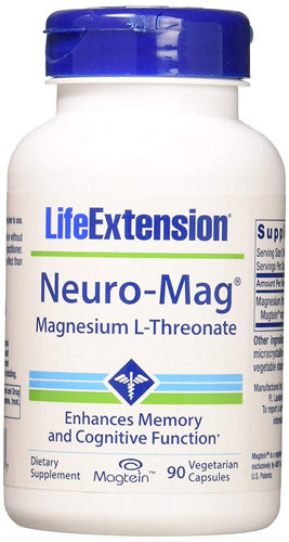 Neuro-Mag by Life Extension